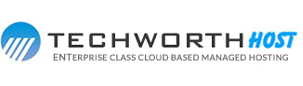 TechworthHost.com | Premier Cloud Hosting Services Logo